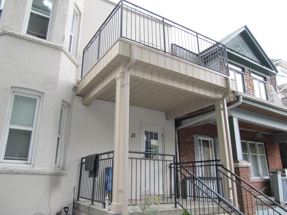 Thoburn Front Porch
